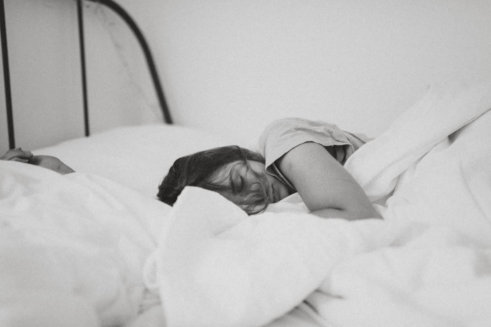 024 Как спать правильно и что такое гигиена сна.